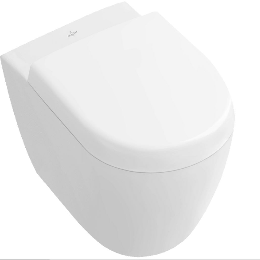 villeroy boch subway 2 0 wall mounted washdown toilet. Black Bedroom Furniture Sets. Home Design Ideas