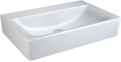 Ideal Standard Connect - Washbasin 650x460 white without Coating