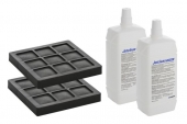 Geberit - 2 activated carbon filter and nozzle cleaner 2