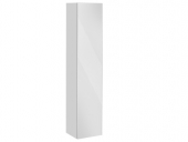 Keuco Royal Reflex - Tall cabinet 34030, hinged right, 1-door, anthracite / anthracite