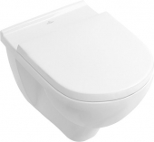 Villeroy & Boch O.novo - Wall-mounted WC 360x560 mm white alpine