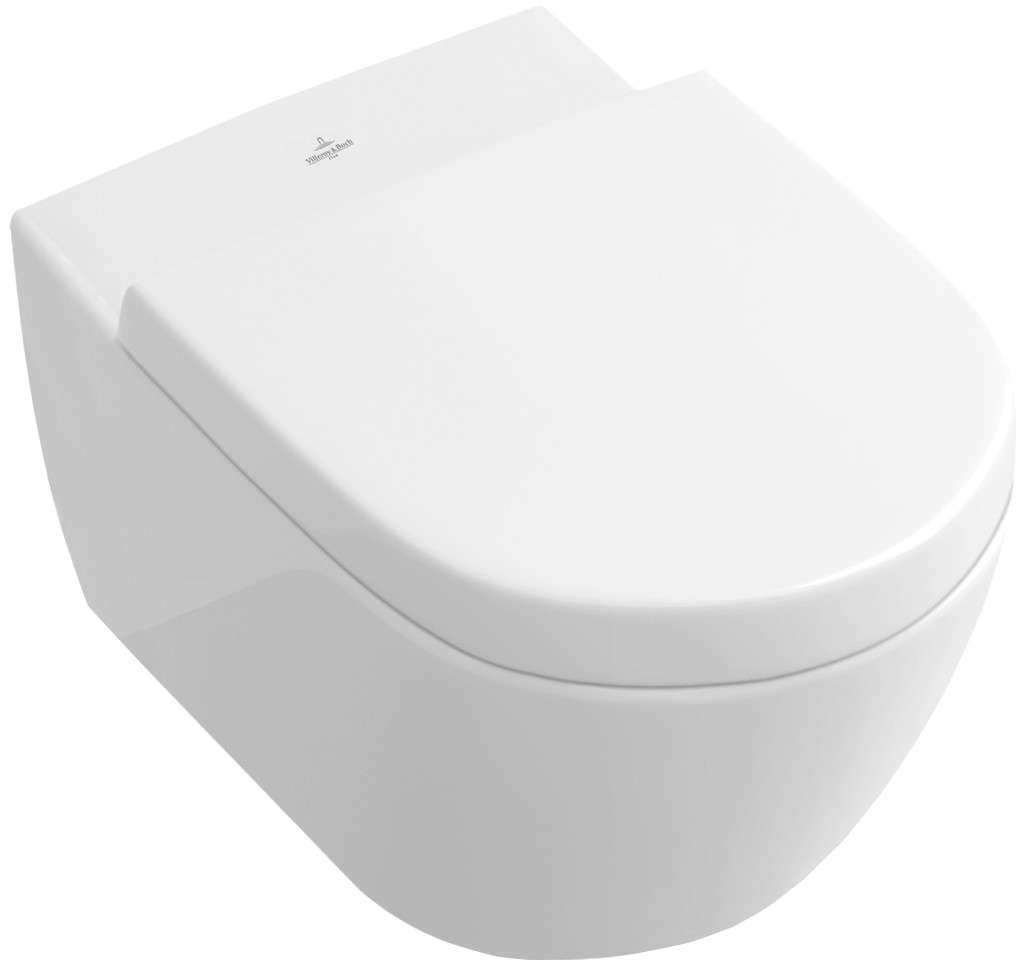 Villeroy & Boch toilets and bidets