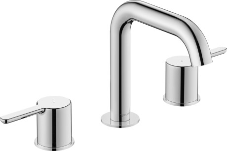 Duravit C.1 faucet three hole version