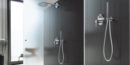 Duravit C.1 shower faucets