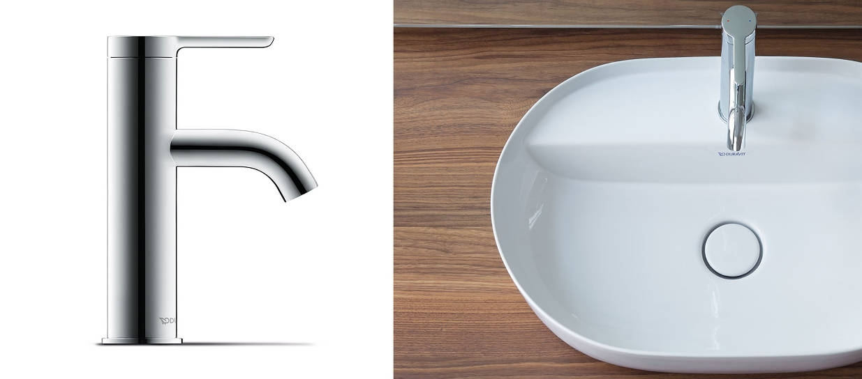 Duravit C.1 - Modern bathroom articles at xTWO