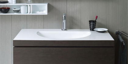Duravit Darling New c-bonded darkoak