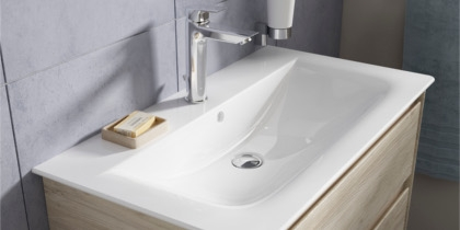 Ideal Standard Connect Air washbasin with furniture